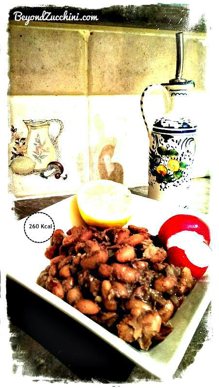 Fasoulia hamra kcal 2