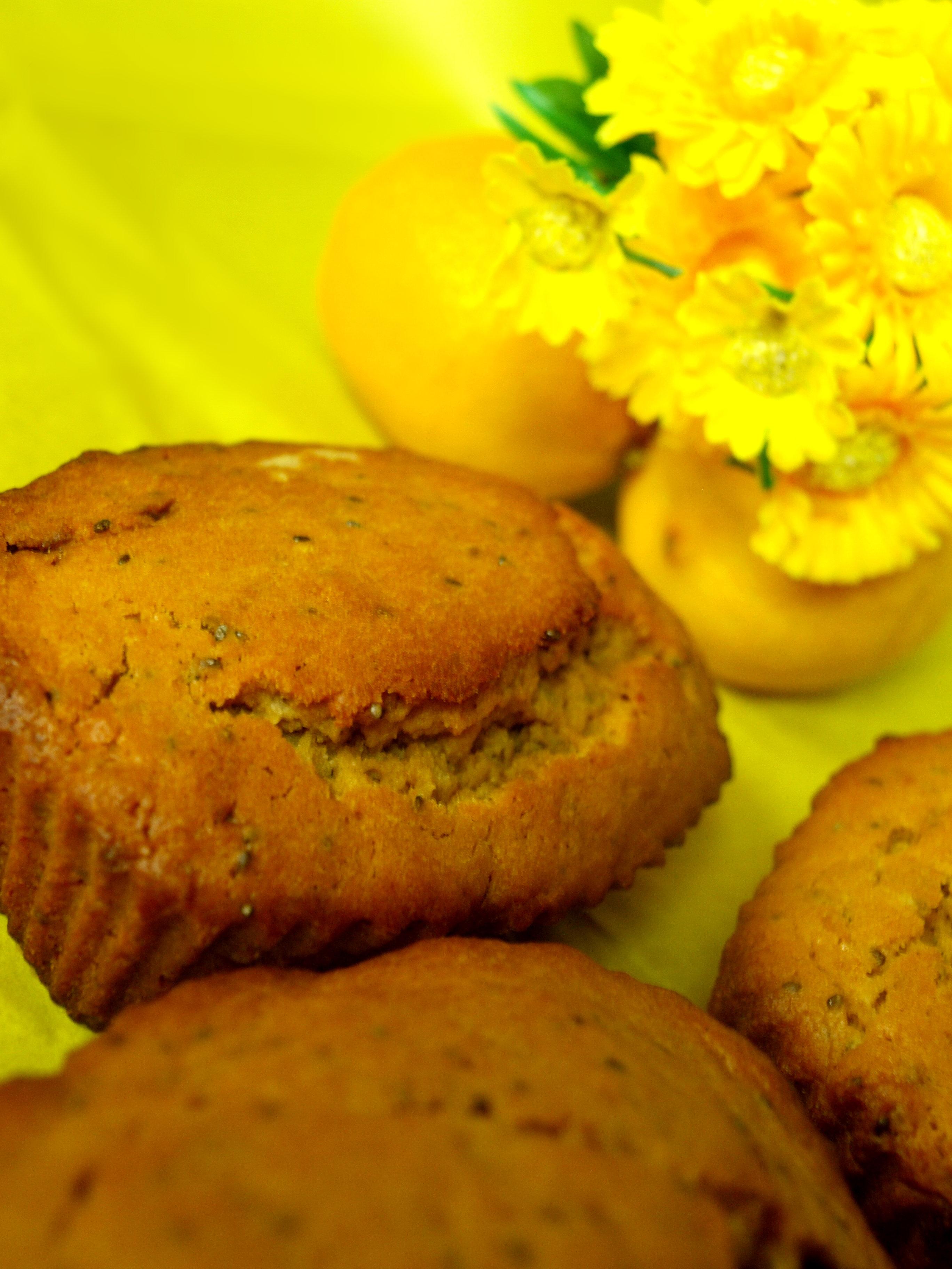 chia homer but gluten free lemon poppy seed lemon poppyseed teacakes ...