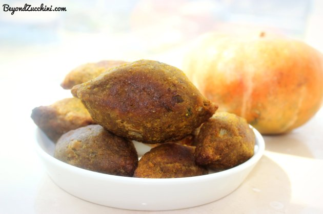 Pumpkin Kibbeh (vegan)