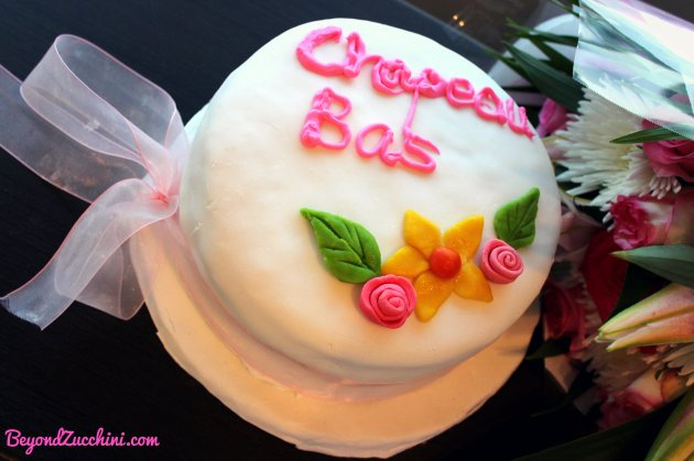 Mothers' Day cake 1