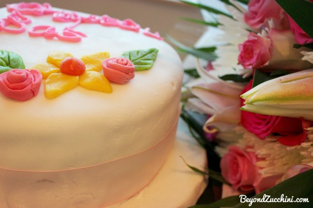 Mothers' Day cake 2