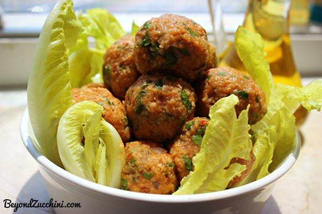 lentil balls 1