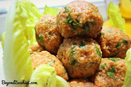 lentil balls 2