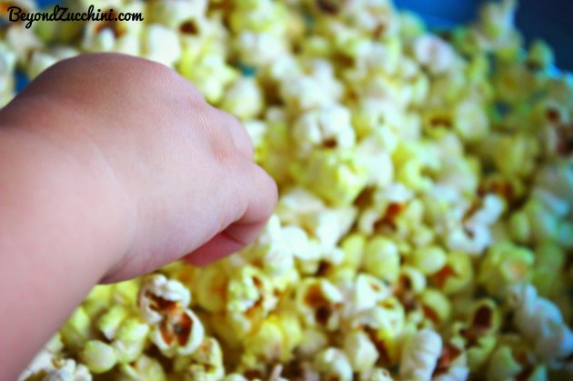 yellow popcorn 1