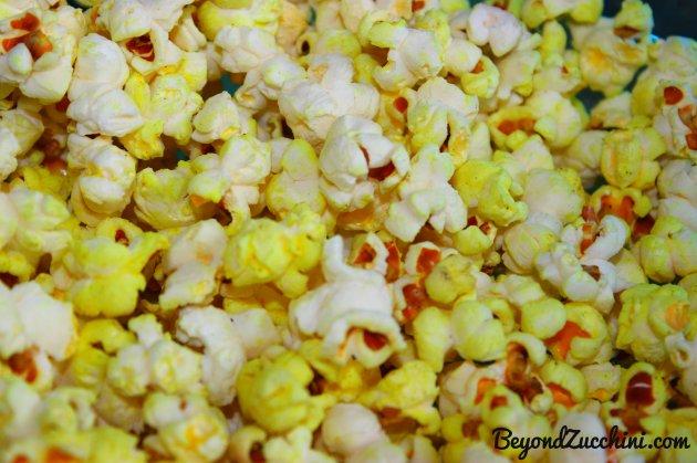 yellow popcorn 2
