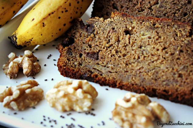 how to make easy banana bread without baking soda