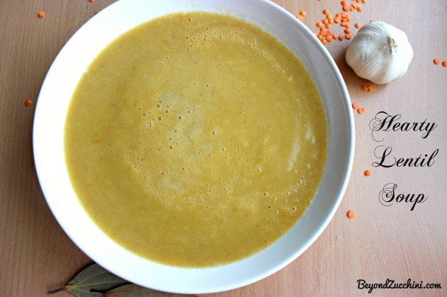 Lentil Soup 2