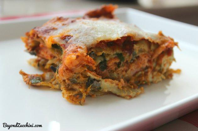 Pumpkin Lasagna 4