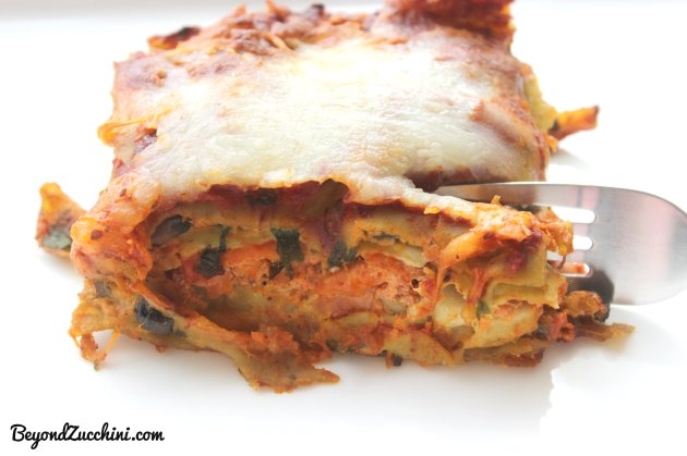 Salmon Lasagna 3