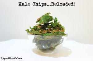 vegan spicy cheesy kale chips 2