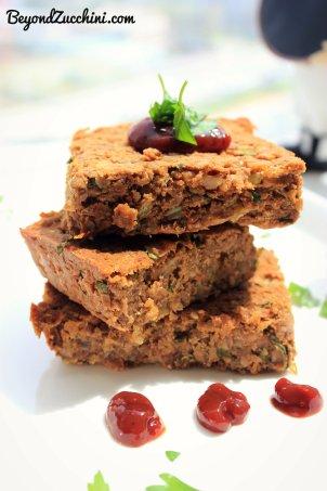 Vegan Gluten-Free Lentil Loaf 3