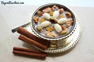 Meghli-caraway-pudding-gluten-free-vegan-dessert
